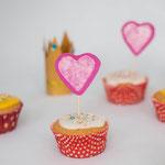 Zitronenmuffin - Ideen für den Kindergeburtstag auf bunte-kinderparty
