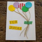 Geburtstagskarten selbstgemacht