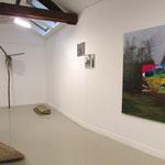 Biennale de la jeune création 2014, la graineterie avec romain Métivier