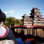日本旅游攻略,ALEXANDER-2020年东京奥运会,JAPAN,日本第一酵素,ALEXANDER&SUN,纳豆精,纳豆激酶日本旅游指南,-松本城