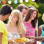Banquets, fêtes, anniversaires autour d'une paella géante