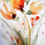 Tulpen, 36x24