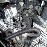 Ausbau Benzinpumpe 1