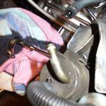 Benzinpumpe verlegen 1