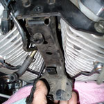 Ausbau Benzinpumpe 5