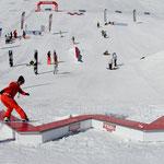 action box winamax x park Tignes 2012