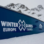 Rainbow Winter X Games Europe - Tignes 2011