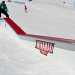 action t box winamax x park Tignes 2012