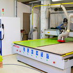 CNC machine à commandes numériques
