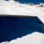 Box plat-descente 9m Winter X Games Europe - Tignes 2011