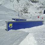 Rail plat 6m - Artouste 2008