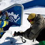Logo REY Winter X Games Europe - Tignes 2011