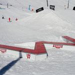 box winamax x park Tignes 2012