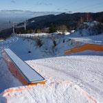 Snowpark - Les Monts d'Olmes 2009