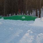 Box double wave 6m - Val d'Allos 2008