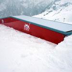 Box standard plat-descente 6m - Artouste 2010