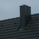 Dachspengler Kaminverkleidung aus Alublech NÖ