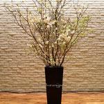 生け込み:季節の花木を使って