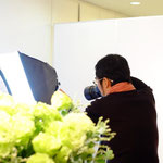 "2014.12.12-13横浜日本大通り特設会場[kurumi] FLOWERS COLLECTION 2014 WINTER""Flowers of a smile"" with Photo BAR<10>"