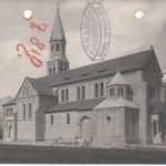 Neue Kirche nach Fertigstellung 1908