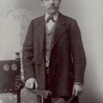 Josef Faller, Obmann des Kirchenbauvereins