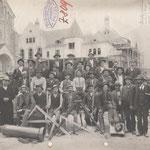 Baumannschaft 1908