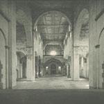 Innenraum nach Fertigstellung