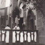 2.7.1939 Kirchweihe: Salbung der Apostelkreuze (Firmung der Kirche)