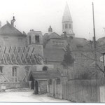 Abriss der alten Pradler Kirche 1941