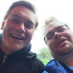 Selfie mit der Eminenz... ;))))))