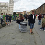 Glaub Samuel hat das mit dem Turm von Pisa falsch verstanden... ;)