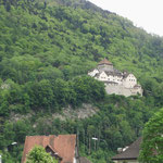 In Lichtenstein, mein Kleingeld wollten sie aber nicht annehmen!