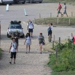 Diese Touristen... ;)