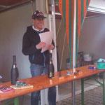 Rainer in Action...