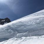 Schneewächten   28.05.2021   Bild: G.Feger