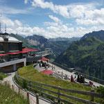 Bergstation Walmendingerhorn