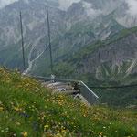 Fellhornbahn Gipfelstation