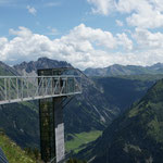 Aufstiegshilfe: Turm am Horn