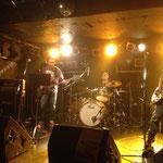 橋本ジュンさんたちのセッションライブ