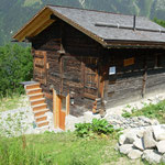 Ferienhaus Sitti Bellwald hundefreundlich