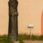 Die heilige Walburga