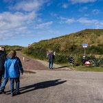 Eingang zum NSG De Muy und De Slufter