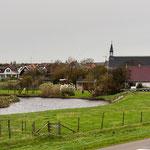 Blick auf Oudeschild