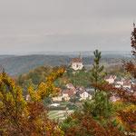 Aussicht vom Bärenstein