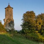 Der Steinerne Beutel in Waischenfeld