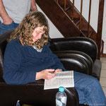 Biggi beim Sudoku