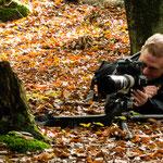 Engagierter Naturfotograf Teil 2