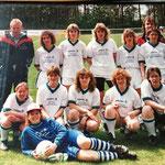 Unsere erste Damenmannschaft