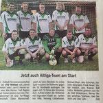 Hämelhausen erstes Testspiel