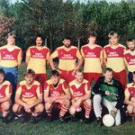 Zweite Herren 1993/94